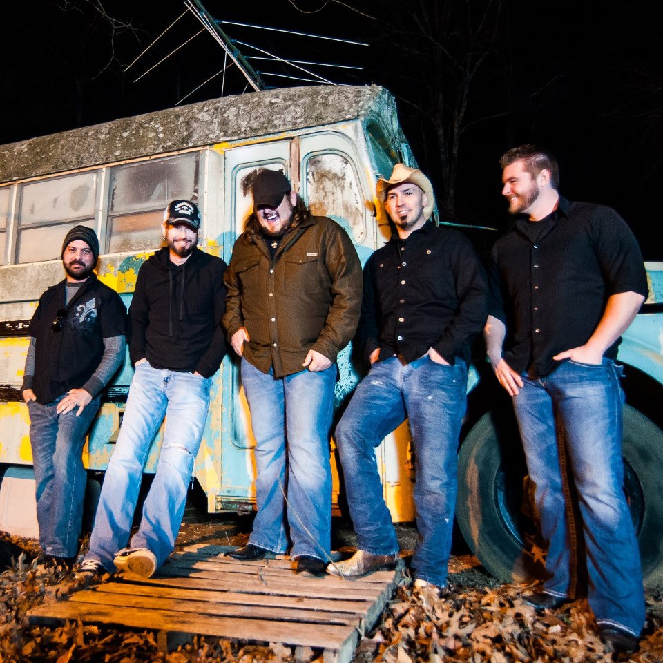 Cody Cooke and the Bayou Outlaws