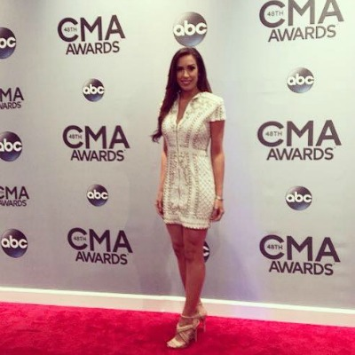 Megan Miller CMA Awards