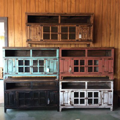 Weeks Wholesale Furniture Distressed Tv Stands